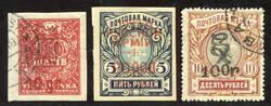 6515: Ukraine - Bulk lot