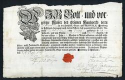 5655015: Alte Eidgenossenschaft - Dokumente