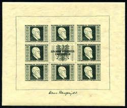 4745: Österreich - Blöcke