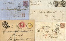 2865: Great Britain - Postal stationery