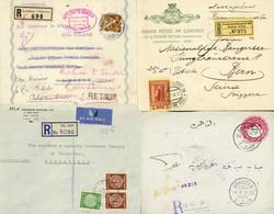 7720: Lots et collections maison - Picture postcards