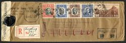 4120: Laos - Briefe Posten