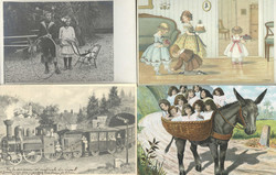 202026: Picture Postcards, Greeting Cards, Children