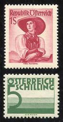 4745: Austria - Bulk lot