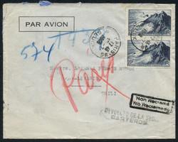 2565: Frankreich - Ganzsachen
