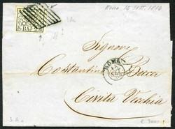 3360: Italien Staaten Kirchenstaat - Briefe Posten