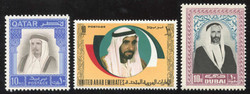 7600: Collections and Lots Arabia States - Collections