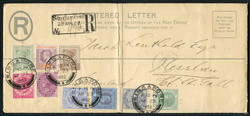 4240: Malaya Straits Settlements - Postal stationery