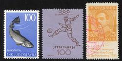 3775: Yugoslavia - Bulk lot