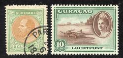 2345: Curacao - Bulk lot