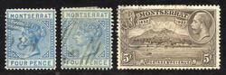 4495: Montserrat - Bulk lot