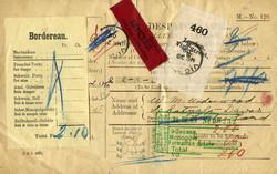 211200: Postgeschichte, Post, Telegraphie und Telegraphie Werbung