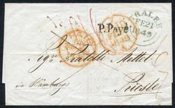 3340: Ireland - Pre-philately