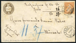 4175: Liechtenstein - Postal stationery