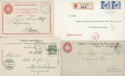 5655015: Alte Eidgenossenschaft - Briefe Posten