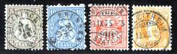5655148: Switzerland numeric pattern - Bulk lot