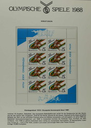 782500: Sport & Games, Olympic winter games 1945-1968,
