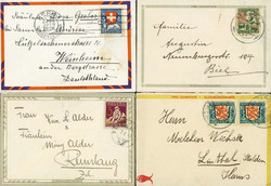 5656: Switzerland Pro Juventute - Picture postcards