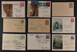 4175: Liechtenstein - Postal stationery