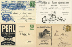 7650: Collections and Lots  Topics - Private postal stationery