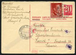 1750: Australia - Postal stationery