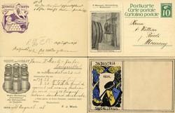5655: Switzerland - Postal stationery