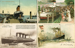 740110: Ships and Navigation, Ports & harbours