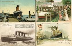 740110: Ships and Navigation, Ships general