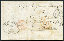6605: United States - Cancellations and seals