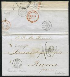 6605: United States - Pre-philately