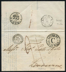 6515: Ukraine - Pre-philately