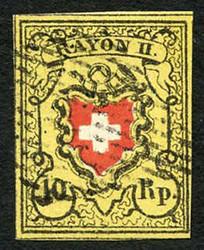 5655103: Rayon II, Yellow, without KE (STONE B)