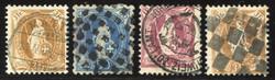 5655147: Switzerland standing Helvetia - Obligatory tax stamps