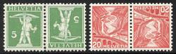 5655153: KEHRDRUCKE - Se-tenant prints