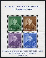 5685: Switzerland Bureau of Education BIE