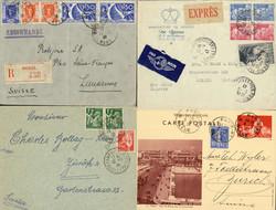 5725: Serbia - Postal stationery