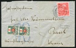 4785: Austrian Levant - Postal stationery