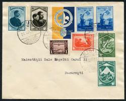 5405: Romania - Postal stationery