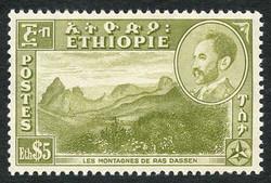 1590: Ethiopia - Collections