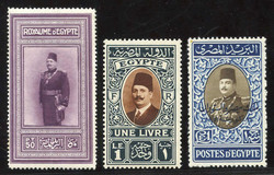 1570: Egypt Arab Republic - Collections