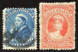1750: Australia - Bulk lot