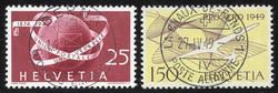 5659: Switzerland Airmail Issues - Bulk lot
