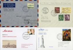 448026: Aviation, Airmail, Swiss Air