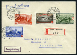 5657: Switzerland Pro Patria - Collections