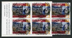 5656: Switzerland Pro Juventute - Stamp booklets