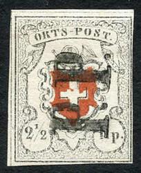 5655090: Schweiz Ortspost - Stempel