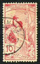 5710: Switzerland World Post Union UPU
