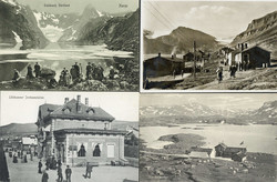 4710: Norway - Picture postcards