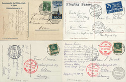 440220: Aviation, Pioneers, Flown Covers/Cards