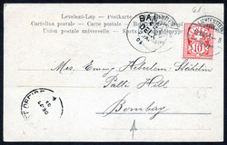 5655148: Suisse Timbre au chiffre - Postal stationery